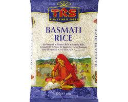 TRS Basmati Rice 500gr