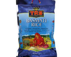 TRS Basmati Rice 10kg