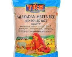 TRS Palakadan Matta Red Boiled Rice 10kg