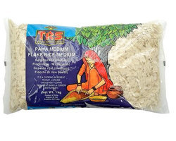 TRS Pawa Medium Flaked Rice Medium 1kg