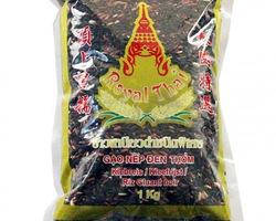 Royal Thai Black Glutinous Rice 1kg