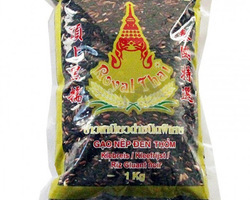 Royal Thai Black Glutinous Rice 1kg