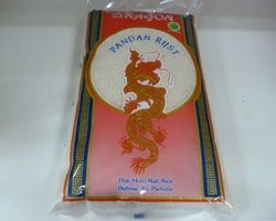 Dragon Pandan Thai Hom Mali Rice 4.5kg