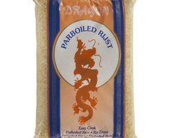 Dragon Parboiled Rice 4,5kg