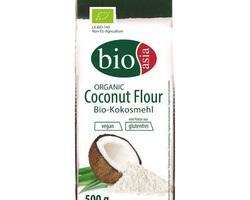 Bio Asia Organic Coconut Flour 500gr