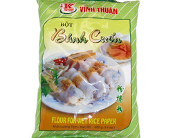 Vinh Thuan Bot Banh Cuon 400gr Wet Ricepaper Flour