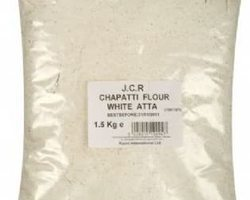 J.C.R Chapatti Flour White 1,5kg
