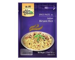 AHG Spice paste for Indian Biryani Rice 50gr
