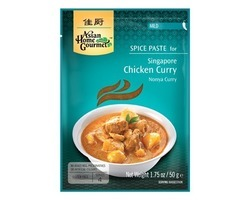 AHG Singapore Chicken Curry 50gr