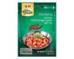AHG Szechuan Chilli Ginger Garlic Stir Fry 50gr