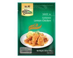 AHG Cantonese Lemon Chicken Sauce 60gr