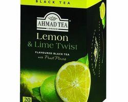 Ahmad Tea Lemon & Lime Twist 20b