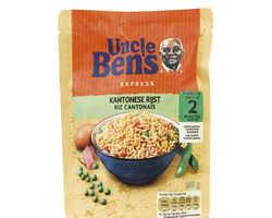 Uncle Ben's Express Kantonese Rijst 250gr