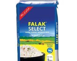Falak Select Basmati Rice 1kg