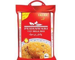 Falak Peshawari Sella Rice 5kg