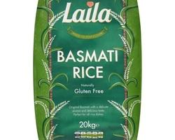 Laila Basmati Rice 20kg