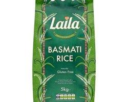Laila Basmati Rice 5kg