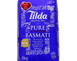 Tilda Pure Original Basmati 2kg