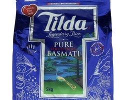 Tilda Pure Original Basmati 5kg