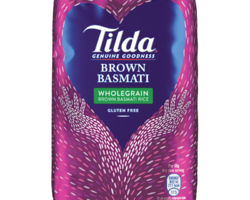 Tilda Brown Basmati Rice 500gr