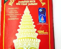 Royal Umbrella Thai Jasmine Rice 20kg