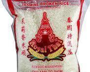 Royal Thai Jasmine Broken Rice 1kg