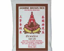 Royal Thai Jasmine Brown Rice 10kg
