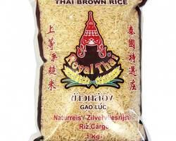 Royal Thai Jasmine Brown Rice 1kg