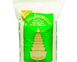 Royal Umbrella Thai Sweet Rice 20kg