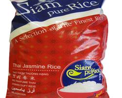 Siam Pure Thai Jasmine Rice 20kg