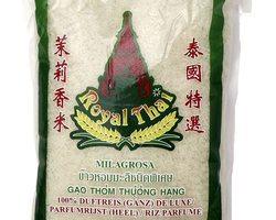 Royal Thai Jasmine Rice 4,5kg